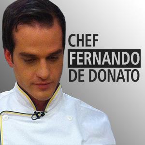 Chef Fernando de Donato